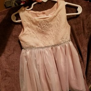 Toddler Pink Pretty dress